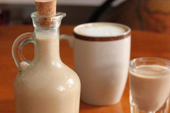 recept na domácí irish cream