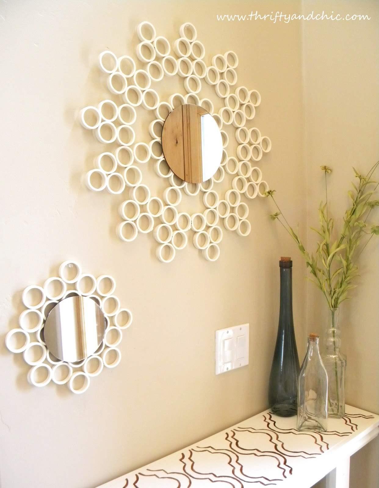 creative handmade mirrors - 700×874