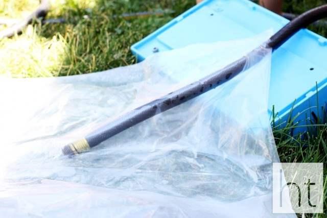 Obri vodni polstar na zahradu za 300 Kc5