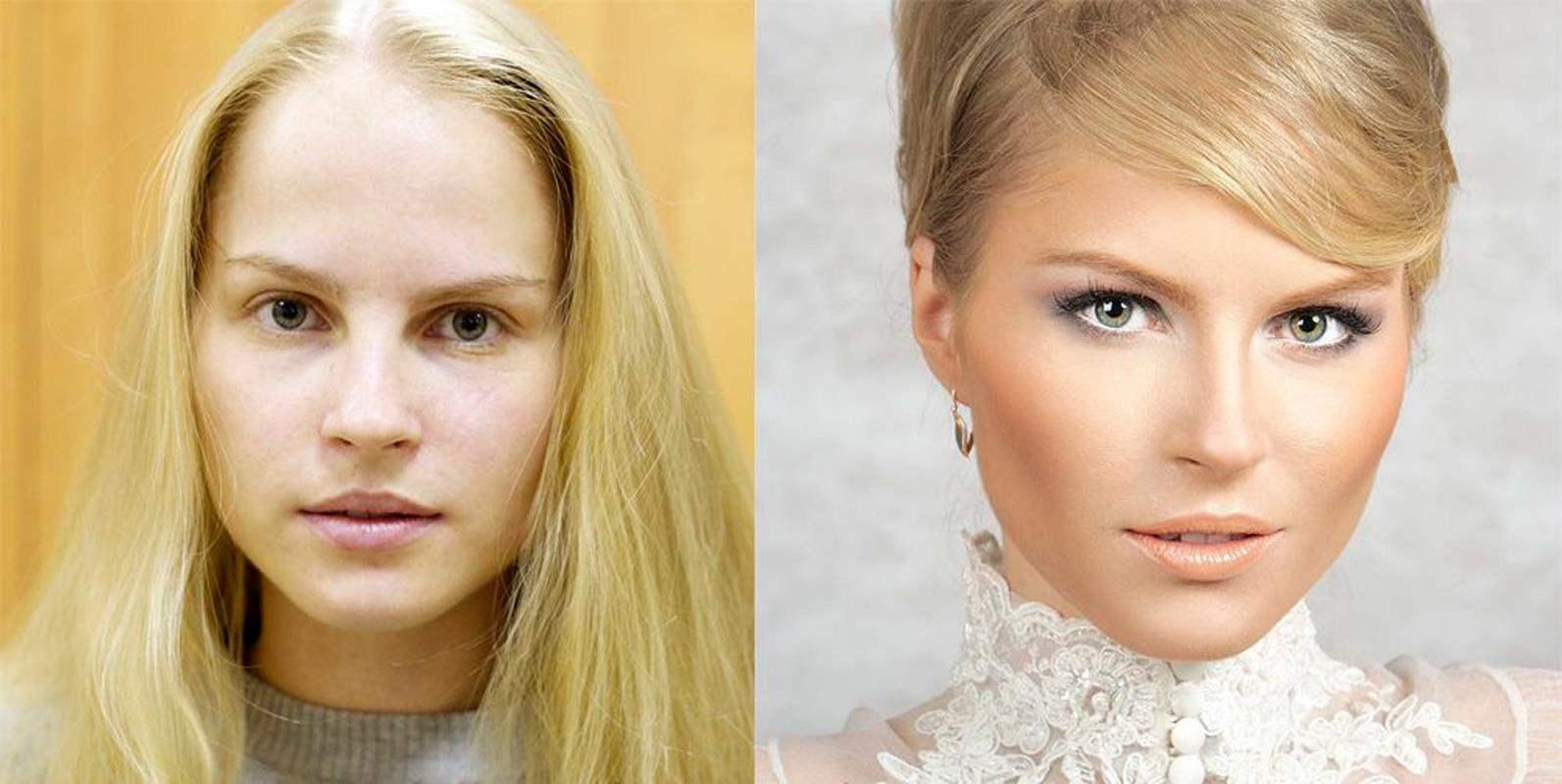 Почему парни красивые без макияжа