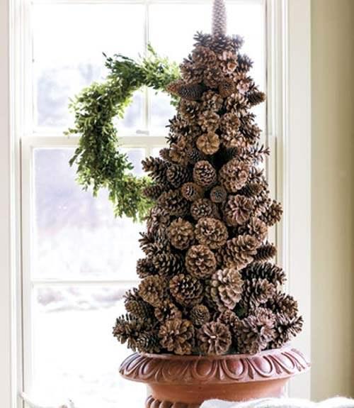 9-Pinecone-Tree