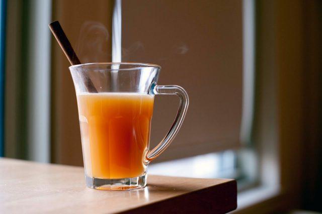 steaming cider 2