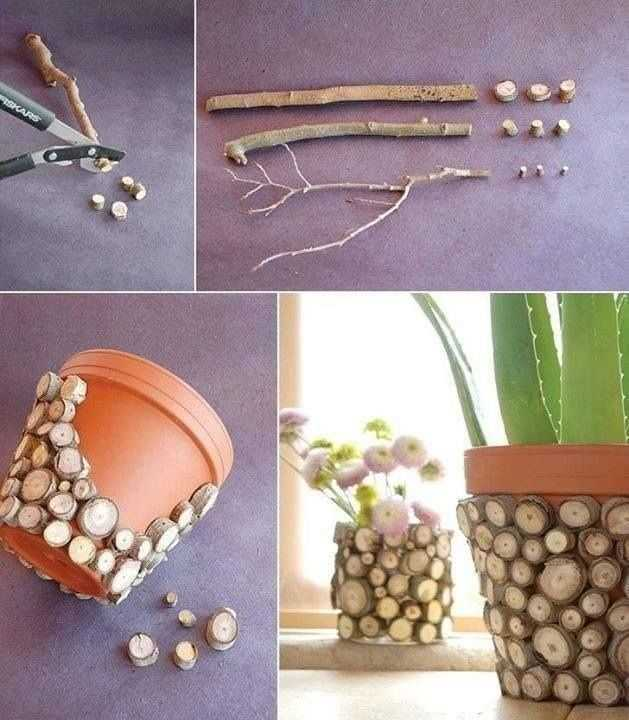 Fab-Art-DIY-Rustic-Log-Decorating-Ideas-for-Home-and-Garden19
