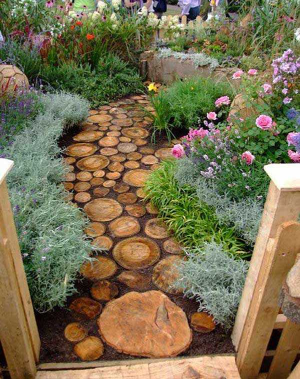 Fab-Art-DIY-Rustic-Log-Decorating-Ideas-for-Home-and-Garden24