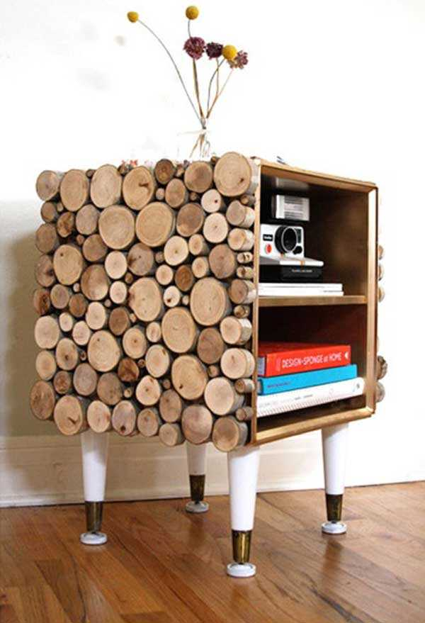 Fab-Art-DIY-Rustic-Log-Decorating-Ideas-for-Home-and-Garden7