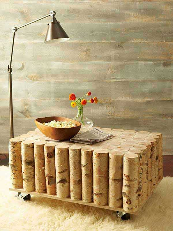 Fab-Art-DIY-Rustic-Log-Decorating-Ideas-for-Home-and-Garden9