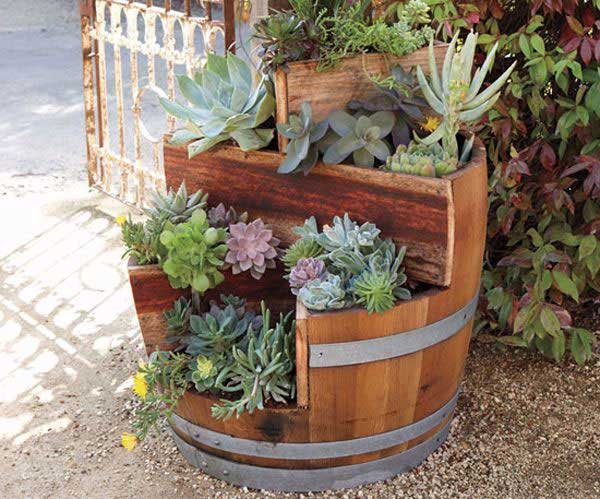 cutout-barrel-planter
