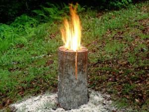 swedishlogcandle-burning-300x225