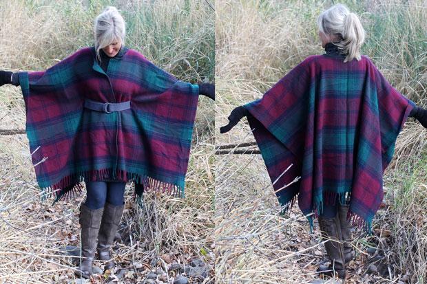 kabát z deky 8