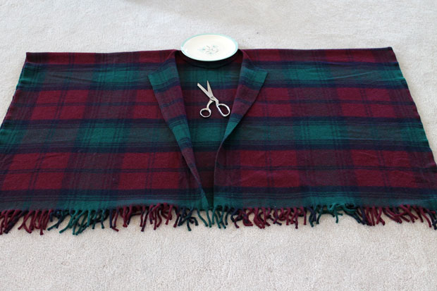 kabát z deky 2