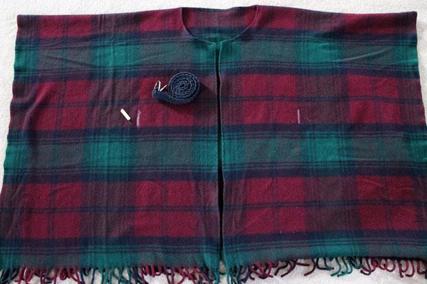 kabát z deky 6