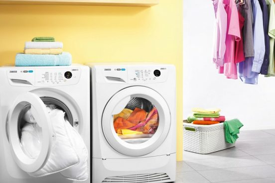 Návod na vyčištění pračky