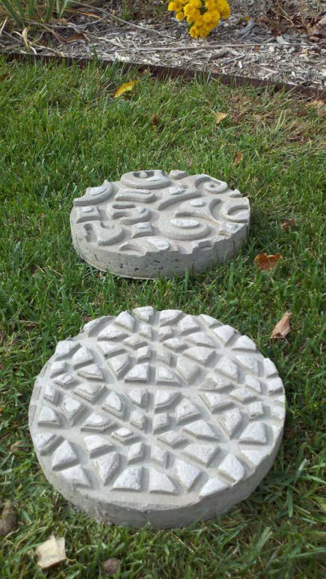 12 inspirací na zahradní cestičky a okrasné kameny_4