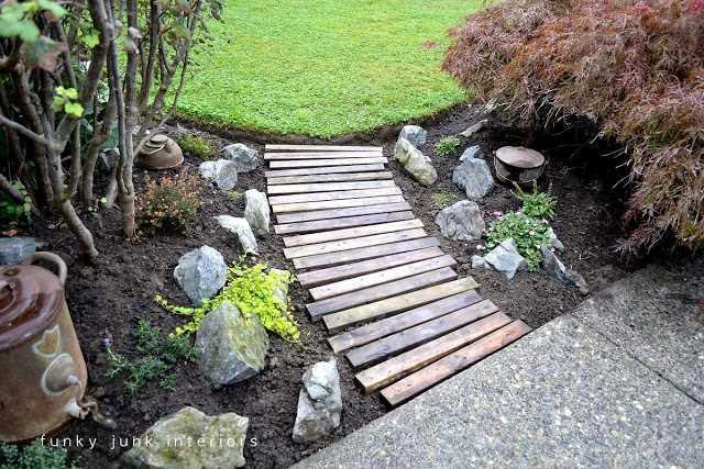 12 inspirací na zahradní cestičky a okrasné kameny_8