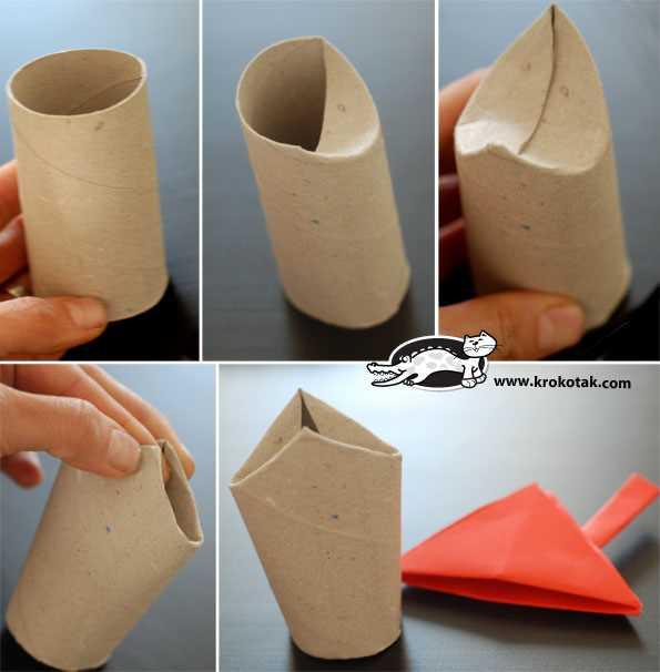 2_Domečky z rolí od toaletního papíru - nápady pro tvořivé děti