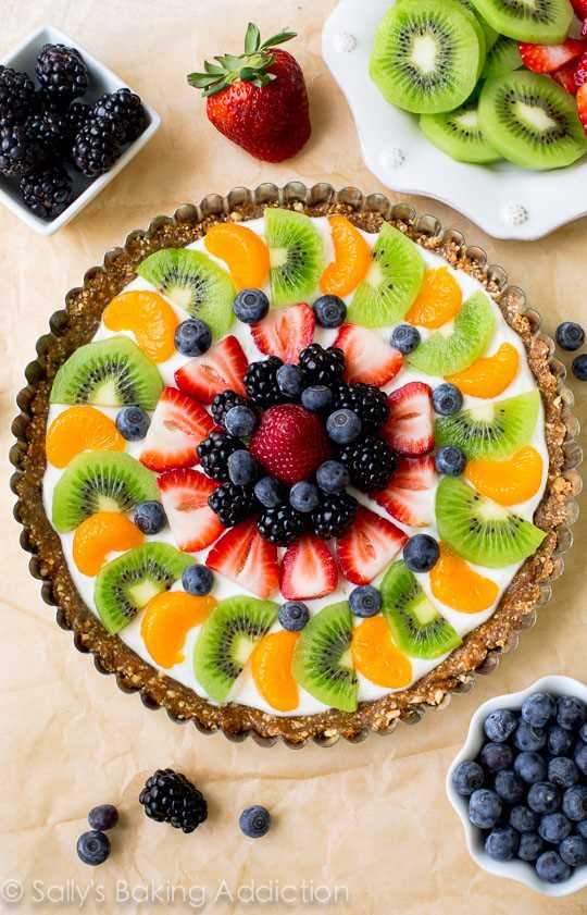 Healthy-Greek-Yogurt-Fruit-Tart-5