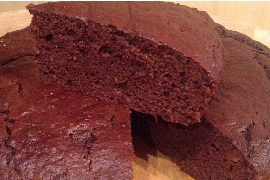 Recept na čokoládový proteinový dort