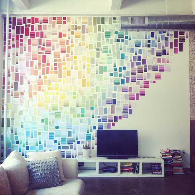 15 nových nápadů, jak si vyzdobit byt za pár korun_5