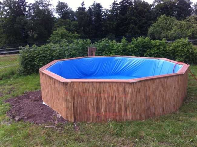 Bazén z palet za pár korun - fotonávod_5