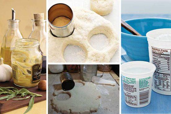 5 způsobů, jak využít prázdné nádoby