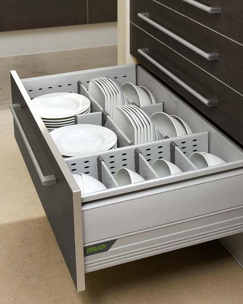 nápady na organizaci zásuvek v kuchyni (17)