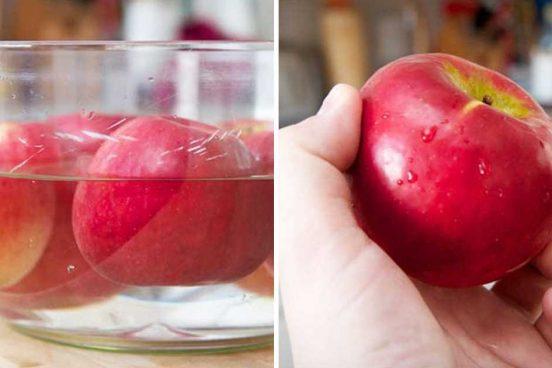 Ovoce bez chemie – návod na důkladné přírodní omývání ovoce a zeleniny