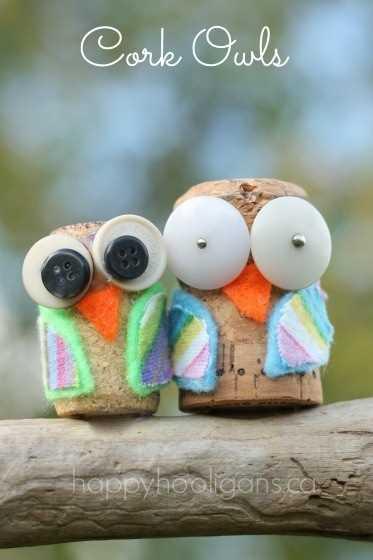 8 nápadů na podzimní tvoření s dětmi (2)
