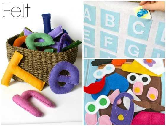 Nápady na DIY hračky pro děti - snadné a levné (2)