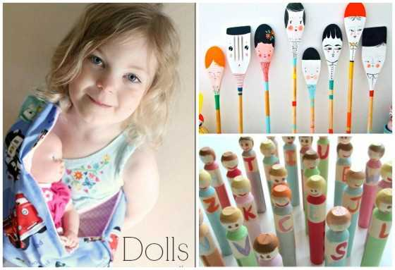 Nápady na DIY hračky pro děti - snadné a levné (3)
