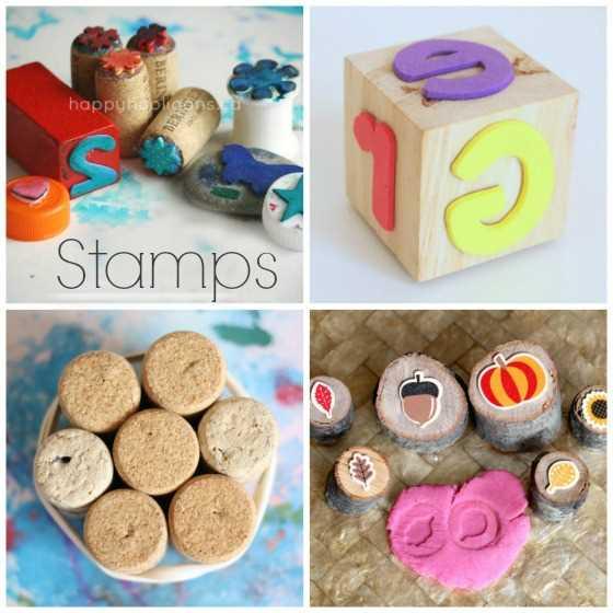 Nápady na DIY hračky pro děti - snadné a levné (4)
