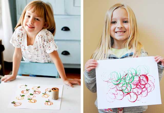 Tvoření s dětmi - nápady, co s ruličkami od toaletního papíru (1)