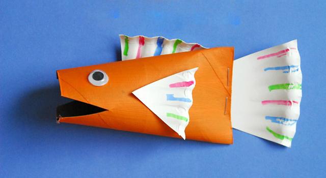 Tvoření s dětmi - nápady, co s ruličkami od toaletního papíru (7)