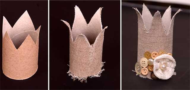 Tvoření s dětmi - nápady, co s ruličkami od toaletního papíru (3)