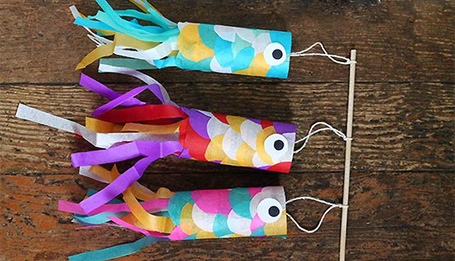 Tvoření s dětmi - nápady, co s ruličkami od toaletního papíru (6)
