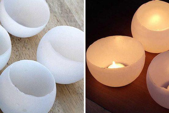 Návod na originální svícen z vosku
