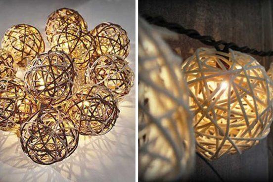 nápad na osvětlení