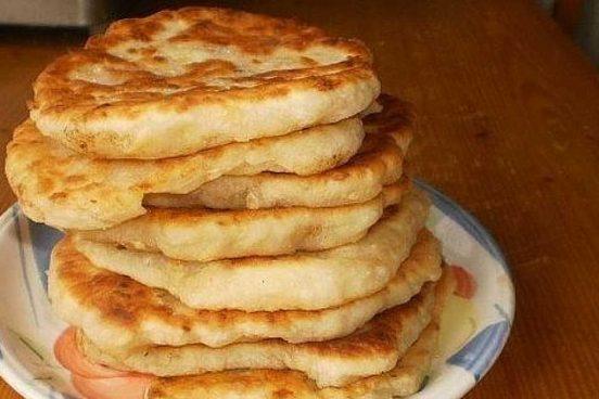 Recept na sýrové langoše