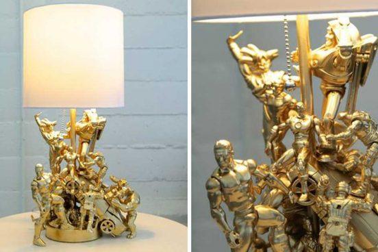 Lampa jako z akčního filmu – Video návod