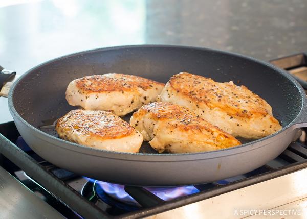 garlic-lime-Skillet-chicken-2