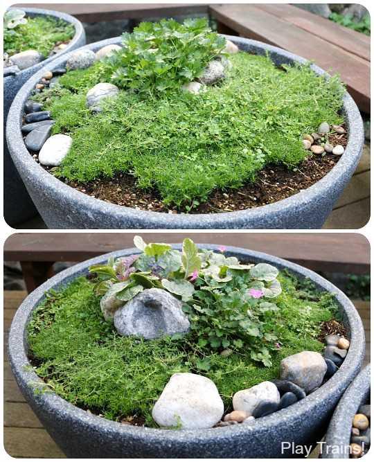 DIY-Outdoor-Train-Table-Miniature-Garden-Railway-8