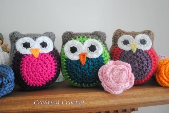 Vibrant-Baby-Owls-Free-Crochet-Pattern--550x369