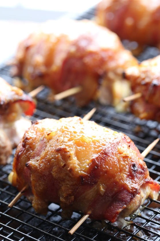 Bacon-Wrapped-Chicken-Thighs-with-Honey-Dijon-Glaze4
