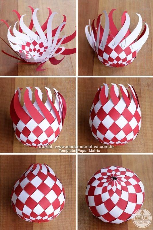 diy-paper-balls-tutorial-so-beautiful-im-totally-making-this-for-christmas-passo-a-passo-bolas-de-paper-trancado-lindo-para-decorac-o-de-natal
