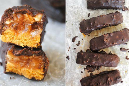 recept-na-dynove-snickers-tycinky
