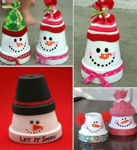 cute-diy-snowman-decorations