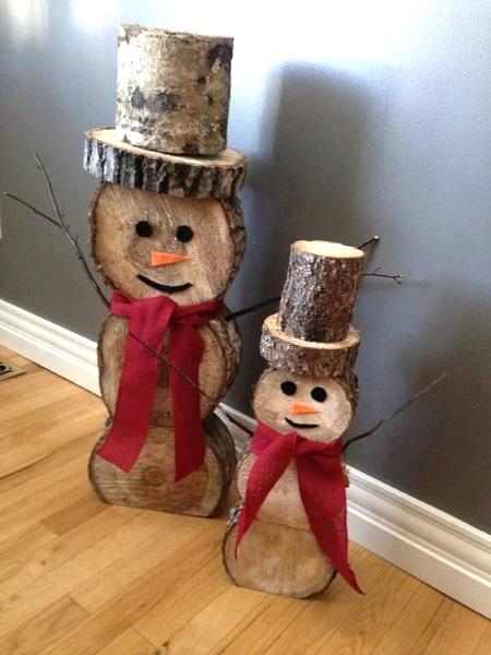 log-diy-snowman-decorations