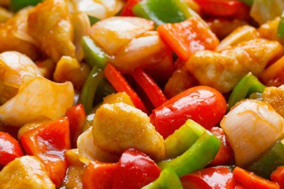 recept-na-kureci-prsa-s-paprikou-mrkvi-a-ananasem