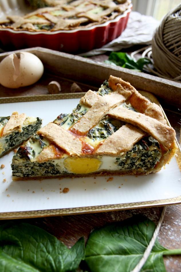rustic-ricotta-spinach-quiche-7-632x948