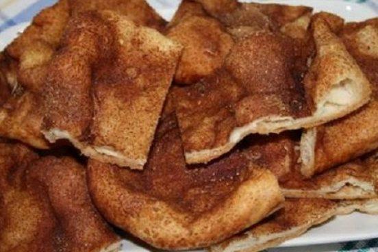 Recept na odpalovaný skořicový koláč